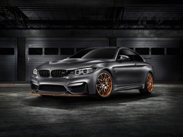 Z toru na ulicę - BMW Concept M4 GTS